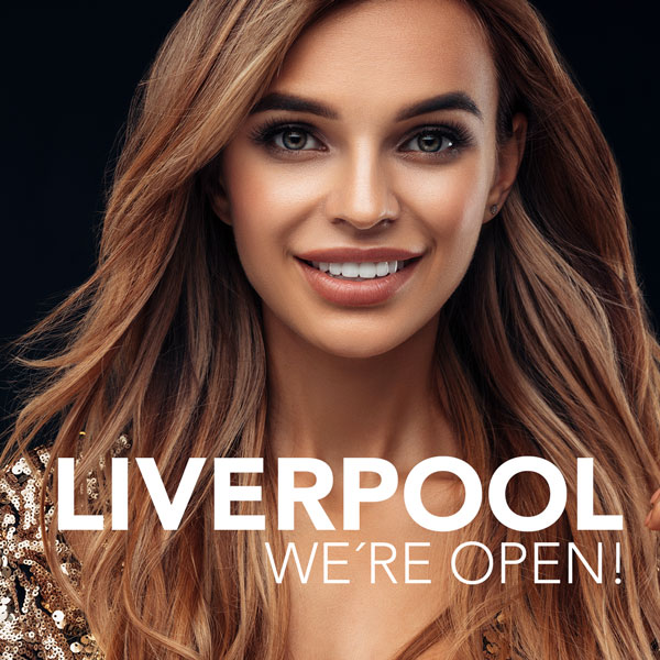 M1 Med Beauty Liverpool is now open.