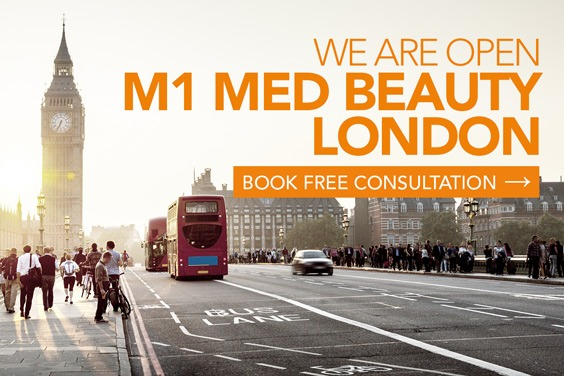 Say hello to M1 London Finsbury