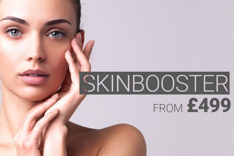Skinbooster treatment
