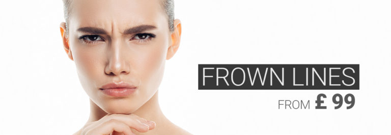 treatment for frown lines