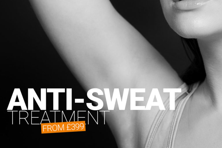 Anti-Sweat Treatment at M1 Med Beauty
