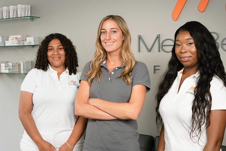 M1 Med Beauty London - team - dermal filler and wrinkle treatment